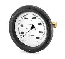 New Differential Pressure Gauge Available in Dial Sizes of 100 and 160 mm