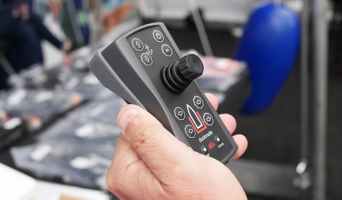 New Remote Control System is Fully-Compatible with POD Drive Systems
