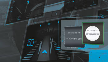 New Smart Display Controllers Deliver Scalable In-vehicle Remote Display Systems