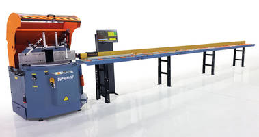 Scotchman Introduces New Optional Automated Program for 90° Cuts to Increase Production Capabilities for The Semi-Auto SUP-600 AngleMaster Sawing System
