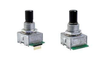 Latest Panel Mount Encoders Come with Plastic Shaft Options
