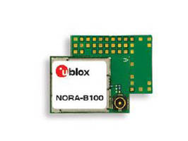 Future Electronics is Featuring The u-blox NORA-B1 Bluetooth®; Module