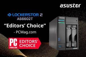 PCMag Awards The Lockerstor 2 The Editor's Choice Award