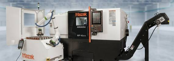 New Ez Machine Series Include Horizontal Turning and Vertical Machining Center Models