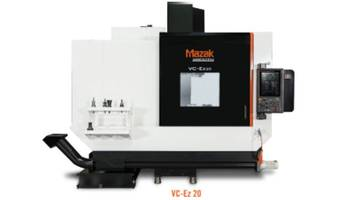 New Vertical Machining Centers Feature Powerful 40-taper and 12,000-rpm Spindle