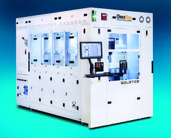 ClassOne Receives Repeat Order for its Solstice Electroplating System from Major Taiwanese Semiconductor Manufacturer