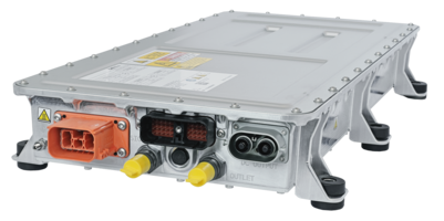 New Inverter Battery Charger is IP6K9K Rated and Meets IEC 61851-21-1 Standard