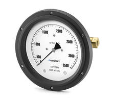 New Differential Pressure Gauge is Used for Tank Level, Filtration and Flow Monitoring