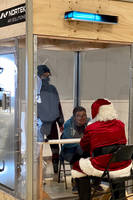 Nortek Air Solutions Saves Charity's Holiday Season by Designing a Visiting Booth with COVID-19 Safe HVAC