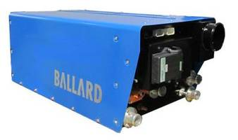 Ballard Announces Van Hool Follow-On Order for 10 Fuel Cell Modules to Power Buses in Holland