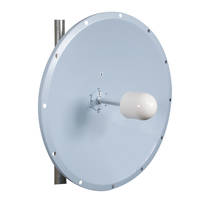 New Line of Rugged 3.5 GHz Parabolic Antennas Feature Low Side-lobes