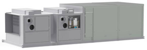 New Modine Control System Equipped with 32-bit Microprocessor