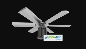New ENDURADRIVE Fan System Features Permanent Magnet, Direct-drive Technology
