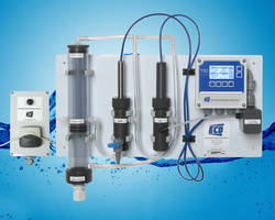 Plug-'n-Play DC80 De-Chlorination Analyzer Measures Near Zero Chlorine Levels With Repeatable Accuracy