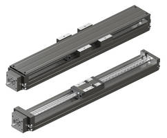 New Precision Modules, PSK - gen 2 with Sealed Ball Screw Assembly on Both Sides