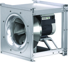 New Square Inline Fans are AMCA Certified