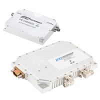 Latest Bi-Directional Amplifiers Come with Either Quick-Connect or D-SUB Connectors