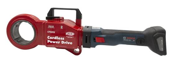 New CPDWW Cordless Power Drive with Power Kick-off Feature