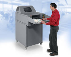 Industrial Paper Shredders Handle Extreme High Volumes