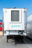 New Refrigerated Trailer Comes with Net-Zero Emission