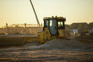 Komatsu's IMC 2.0 Reduces Operator Steering Input up to 80%