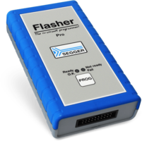 Latest Flasher from SEGGER Comes with Quad Mode Programming