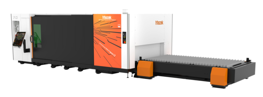 New 2D Flying Optics Laser-Cutting System is Available in High Power 7kW Configuration