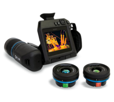 New Optical Gas Imaging Camera Comes with Interchangeable Lens Options