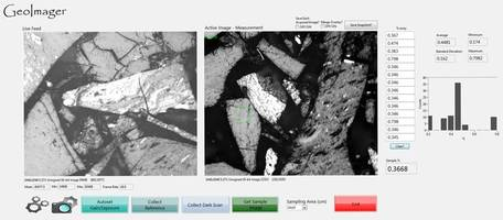 New GeoImage Measuring System is Designed to Measure the Intensity of Light Reflected