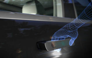 New Weather-Resistant Sensor is Ideal for Automotive Door Handles