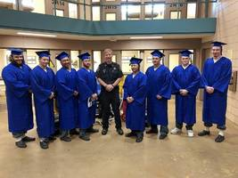 Jail Honors Grads of Janitorial Work Program