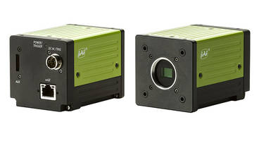 New Area Scan Camera Features Three Multi-Spectral Wavebands