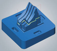 Latest CAD/CAM Software Supports Fillets with Variable Radius