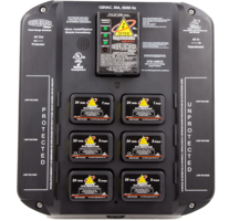 New DTK-120X12 Surge Protector is UL1449 and UL1283 Listed