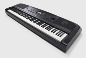 New DGX-670 Digital Piano Comes with Full-Color LCD Screen