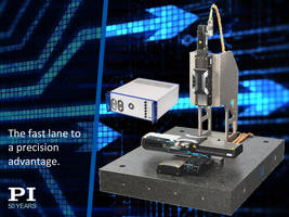 New X-417 Multi-axis Motion Sub-system for Precision Automation and Laser Processing