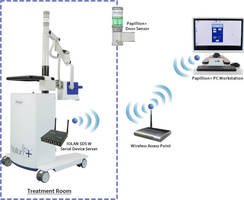 Ariane Medical Use Perle WiFi Device Servers to Make Their Papillon+ Cancer Treatment System Wireless and Portable