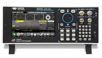 New Arbitrary/Function Generator Simulates, Troubleshoot or Validate Digital Designs