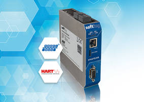 Gateway for The integration of Industry 4.0 Applications in PROFIBUS & HART Systems