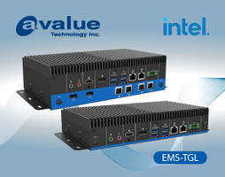 New Tiger Lake UP3 Fanless Box PC Features DC Power Input from +9~32 V
