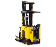 New Reach Truck Comes with Operator Sensing System