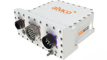 New Rugged Computer is Ideal for Size and Weight Constrained Applications