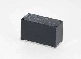 New Power Relay Series Feature Reinforced Insulation Construction