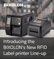 New RFID Label Printer Supports UHF RFID Printing and Encoding Capabilities