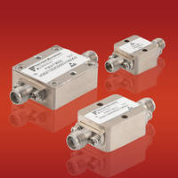 New Positive Slope Equalizers Feature Low Insertion Loss Levels of 1 to 3 dB