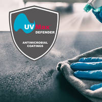 New UVMax Defender Utilizes Silver Ion Technology