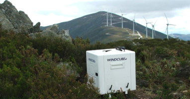 WindCube - The Industry's Most Trusted and Widely Deployed Wind Lidar from Leosphere, a Vaisala Company - Advances Wind Energy with Enhancements