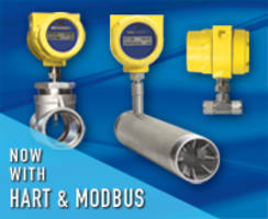 Compact ST75 Thermal Mass Flow Meter Measures Natural Gas, CO2 and Waste Gases in Breweries
