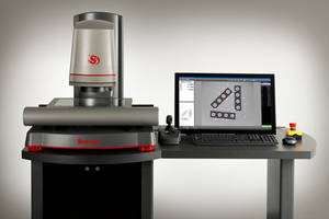 New Multi-Sensor Vision System with M3 Software Package from MetLogix