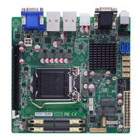 Latest Mini-ITX Motherboard Features Two SATA-600 Connectors